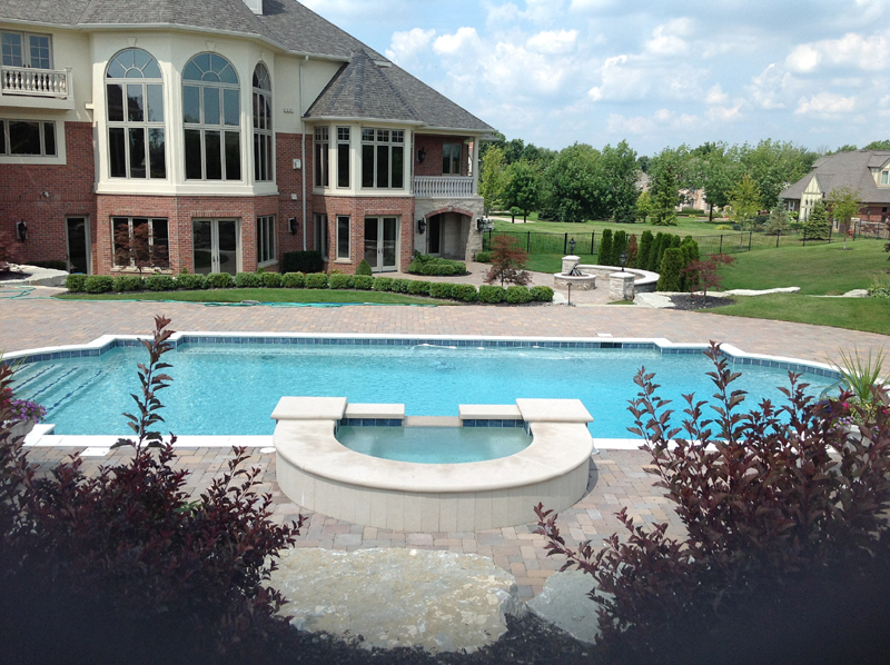Custom Inground Pools inground pools lake orion mi | custom inground pools mi